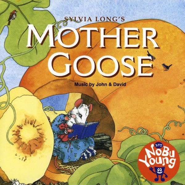 SYLVIA LONG'S MOTHER GOOSE /單CD