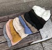 韓版秋冬帽子女日系百搭休閒毛線帽保暖護耳復古冷帽針織堆堆帽男 - 風尚3C