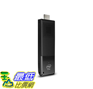 Intel Compute Stick CS125 Computer Intel Atom x5 Processor  Windows 10 (BOXSTK1AW32SC)