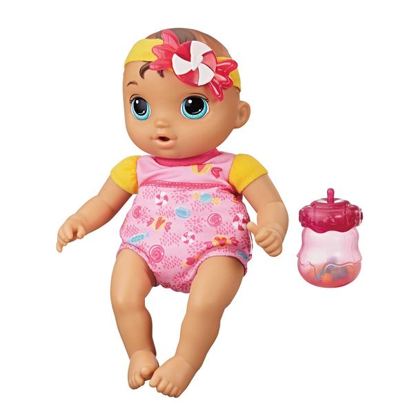 淘氣寶貝 Baby Alive 柔軟抱抱娃娃