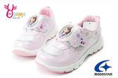 Moonstar月星 女童運動鞋 蘇菲亞公主運動機能鞋H9626#粉紫◆OSOME奧森童鞋
