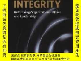 二手書博民逛書店Corporate罕見Integrity: Rethinking