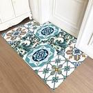 瓷磚地貼廚房地面裝飾防水進門口地墊貼門墊貼衛生間防滑地板貼紙