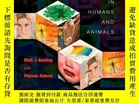 二手書博民逛書店Modeling罕見Infectious Diseases In Humans And AnimalsY362