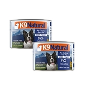 【K9 Natural 】狗狗鮮燉主食罐 牛肉 170g 12件組 (狗罐頭 濕食)