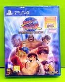PS4 快打旋風 30 週年紀念合集 Street Fighter 30th 英文版 全新未拆封