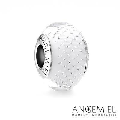 Angemiel安婕米 義大利925純銀 聖潔羅馬 琉璃串珠