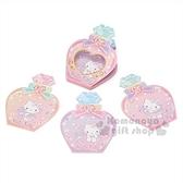 〔小禮堂〕Hello Kitty 日製造型香水便條本《粉.小熊》3種圖案.便條紙 4901610-65752