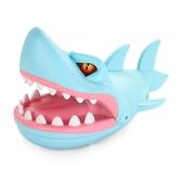 咬手指鯊魚咬手鱷魚創意整蠱整人惡搞解壓減壓玩具【聚寶屋】