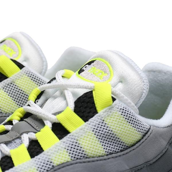 NIKE 休閒鞋 AIR MAX 95 OG NEON 木村拓哉 原版配色 復古 運動鞋 男 (布魯克林) CT1689-001