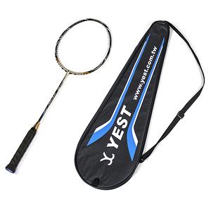 YEST 雅思特 - 控球精準奈米高剛碳纖維WOVEN羽球拍YS-86穿線24磅