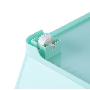 BQ618-1 粉漾直取式收納箱50L(藍)