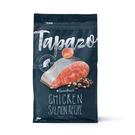 寵物家族-TAPAZO 特百滋凍乾雙饗宴-成貓低敏鮭魚配方2LB