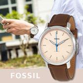 FOSSIL 極簡紳士風範時尚腕錶 FS5306 熱賣中!