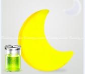 【月亮小夜燈】省電節能LED感應光源燈 感應燈 光控燈 壁燈 走廊燈 廁所燈 插電式床頭燈 夜光燈
