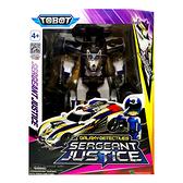 《 TOBOT 》 機器戰士 - GD SERGEANT JUSTICE  / JOYBUS玩具百貨