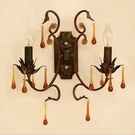 超實惠 清貨燈具裸價地中海壁燈美式裝飾壁畫燈客廳樓梯燈