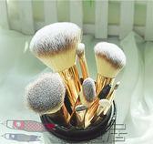 化妝刷套裝初學者韓國桶裝羊毛