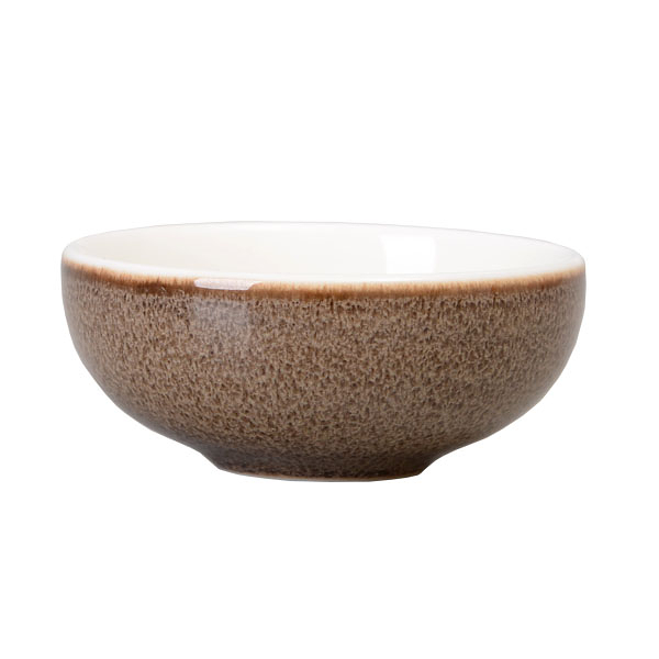 【Luzerne】陸升瓷器 Rustic 20ml中式茶杯-咖啡色  /RT1105003