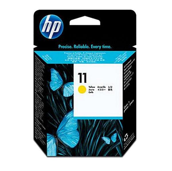 C4813A HP 11 黃色列印頭 適用 DesignJet 10ps/20ps/50ps/70/100/110+/111/500/510/800 ,BIJ1100/1200/2300,OJ910