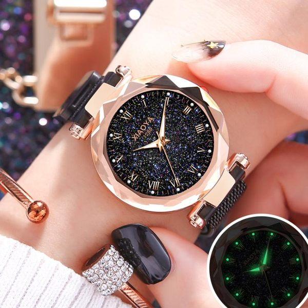 手錶女士手錶防水時尚2019新款韓版簡約休閒大氣  【熱賣新品】