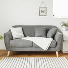 沙發椅 沙發 雙人沙發【Y0042】Vega Eleanore舒適雙人沙發(兩色) 收納專科ac