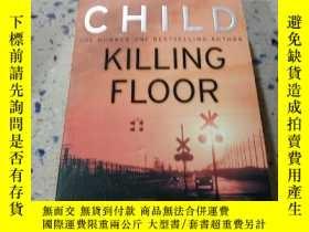 二手書博民逛書店KILLING罕見FLOOR:造成地板(外文)Y212829