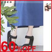 出清 運動涼鞋 平底涼鞋『Liniere』6月號刊載 現貨 免運費 日本品牌【coen】