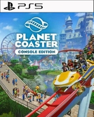 [哈GAME族]預購片 11/12發售預定 PS5 雲霄飛車之星 主機版 中英日文版 親手打造你夢想的主題樂園