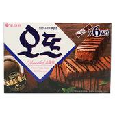 韓國 ORION好麗友 頂級巧克力蛋糕150g【庫奇小舖】