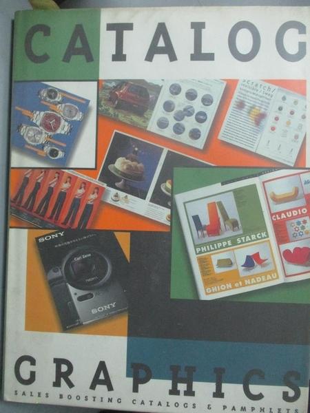 【書寶二手書T6/設計_E1C】Catalog Graphics_Pie Books