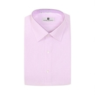 【南紡購物中心】【PIERRE BALMAIN 皮爾帕門】長袖襯衫-白底淺紫細條紋(F1)