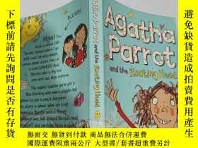 二手書博民逛書店agatha罕見parrot and the floating head 阿加莎鸚鵡和浮頭...Y200392
