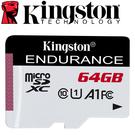 Kingston 金士頓 64GB 64G microSDHC TF U1 A1 C10 高效耐用 記憶卡 SDCE/64GB
