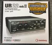 【金聲樂器廣場】新款改版 YAMAHA UR22 MKII 錄音介面 Interface