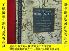 二手書博民逛書店The罕見Landmark Herodotus: The His