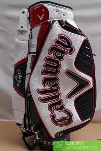 新款Callaway卡拉威 高爾夫球包 男士球包 高爾夫球袋 裝備包