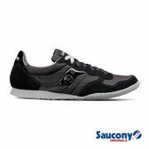 SAUCONY BULLET 經典復古鞋-經典黑