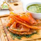 美食饗宴-冷燻鮭魚【喜愛屋】