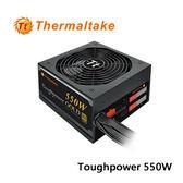 Thermaltake 曜越 Toughpower 550W 金牌認證電源供應器 半模組化