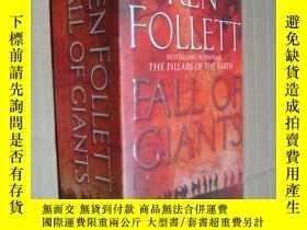 二手書博民逛書店Fall罕見of GiantsY85718 Ken Follett 著 Pan Publishing 出版