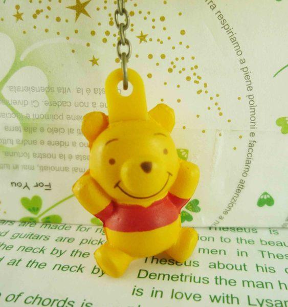 【震撼精品百貨】Winnie the Pooh 小熊維尼~印章盒-黃