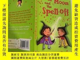二手書博民逛書店Oliver罕見Moon and the Spell-Off :奧利弗·月亮和咒語Y200392
