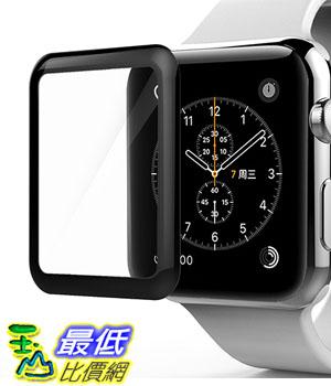 [美國直購] Oittm Tempered Glass [Full Coverage] 3D full Curved Edge Screen Protector for Apple Watch 42mm 保護屏
