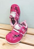 【震撼精品百貨】Hello Kitty 凱蒂貓~台灣製Hello kitty正版兒童布鞋-桃格(14~19號)