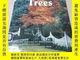 二手書博民逛書店Trees罕見(Southern Living Garden G