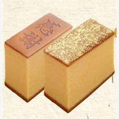 【果之蔬-全省免運】日本原裝金箔/感謝蜂蜜蛋糕禮盒X1條(每條約200g±10%)