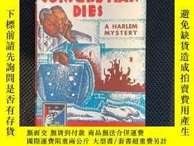二手書博民逛書店The罕見Conjure-Man DiesY86611 Rudolph Fisher Collins Crim