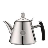 茶具煮水壺304不銹鋼水壺電磁爐電熱壺燒水壺煮泡茶壺加厚平底壺【快速出貨】