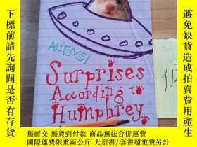 二手書博民逛書店Surprises罕見According to HumphreyY246207